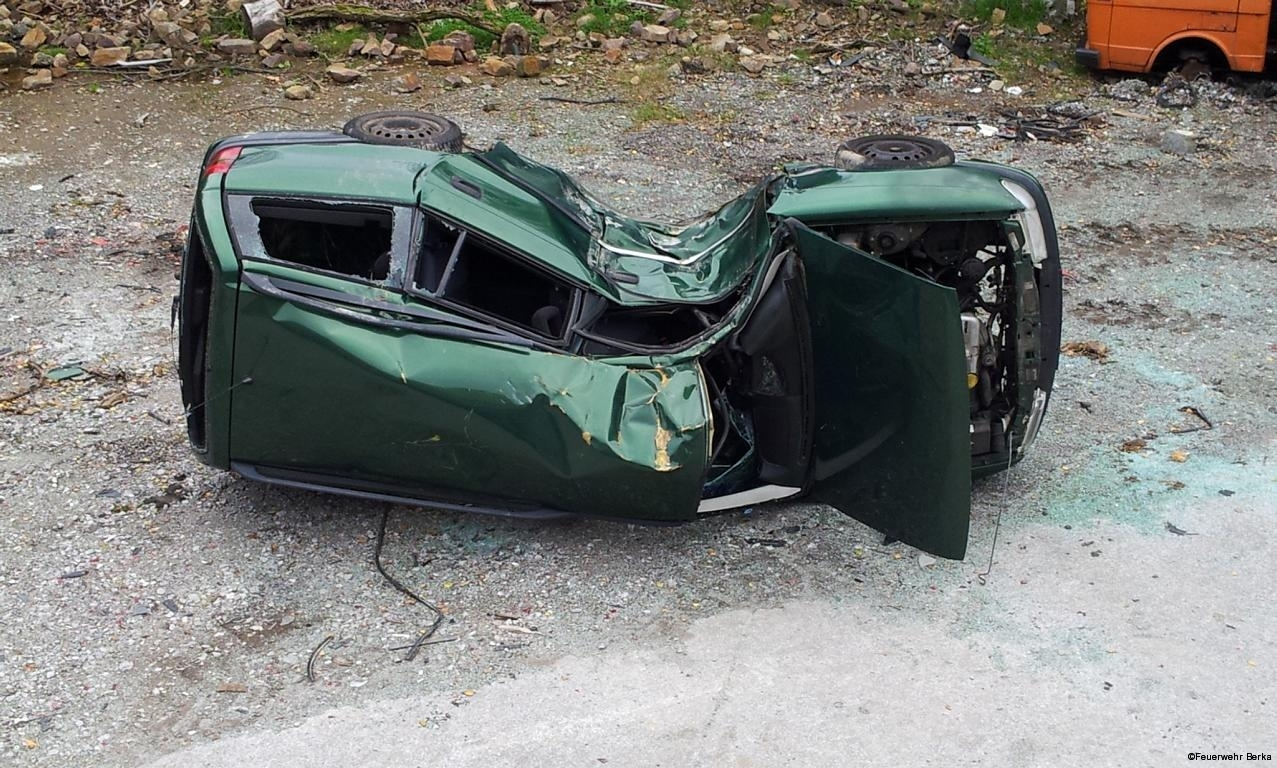 Ausbildungsdienst TH nach Verkehrsunfall_4